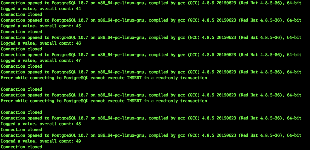 Как мы построили надёжный кластер PostgreSQL на Patroni - 7