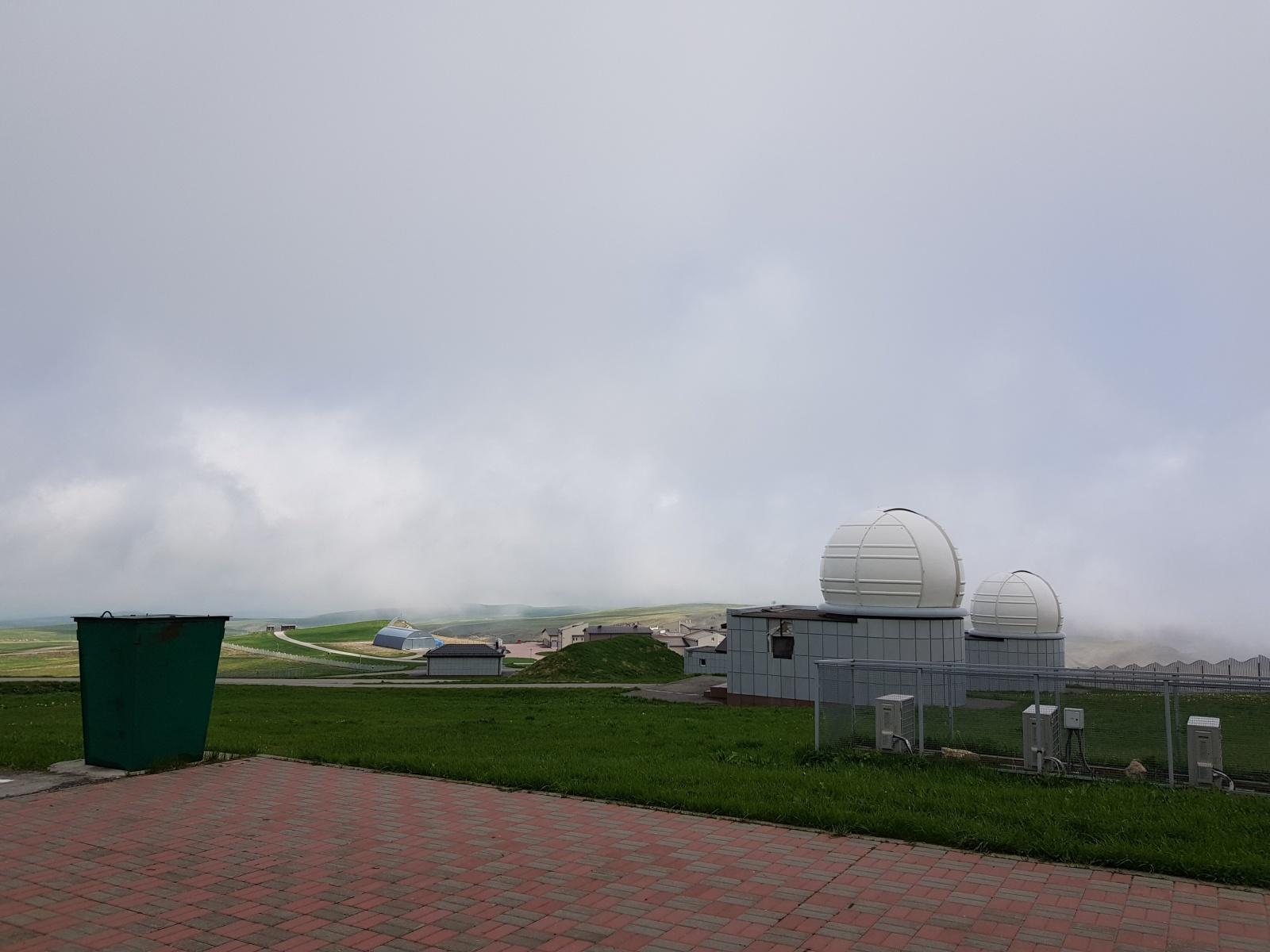 Короткая фото-история о путешествии на Кавказскую Горную Обсерваторию ГАИШ МГУ - 17