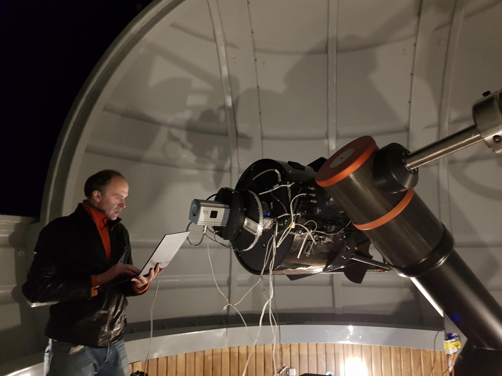 Короткая фото-история о путешествии на Кавказскую Горную Обсерваторию ГАИШ МГУ - 18