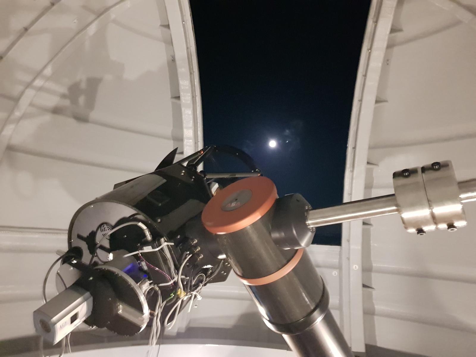 Короткая фото-история о путешествии на Кавказскую Горную Обсерваторию ГАИШ МГУ - 19