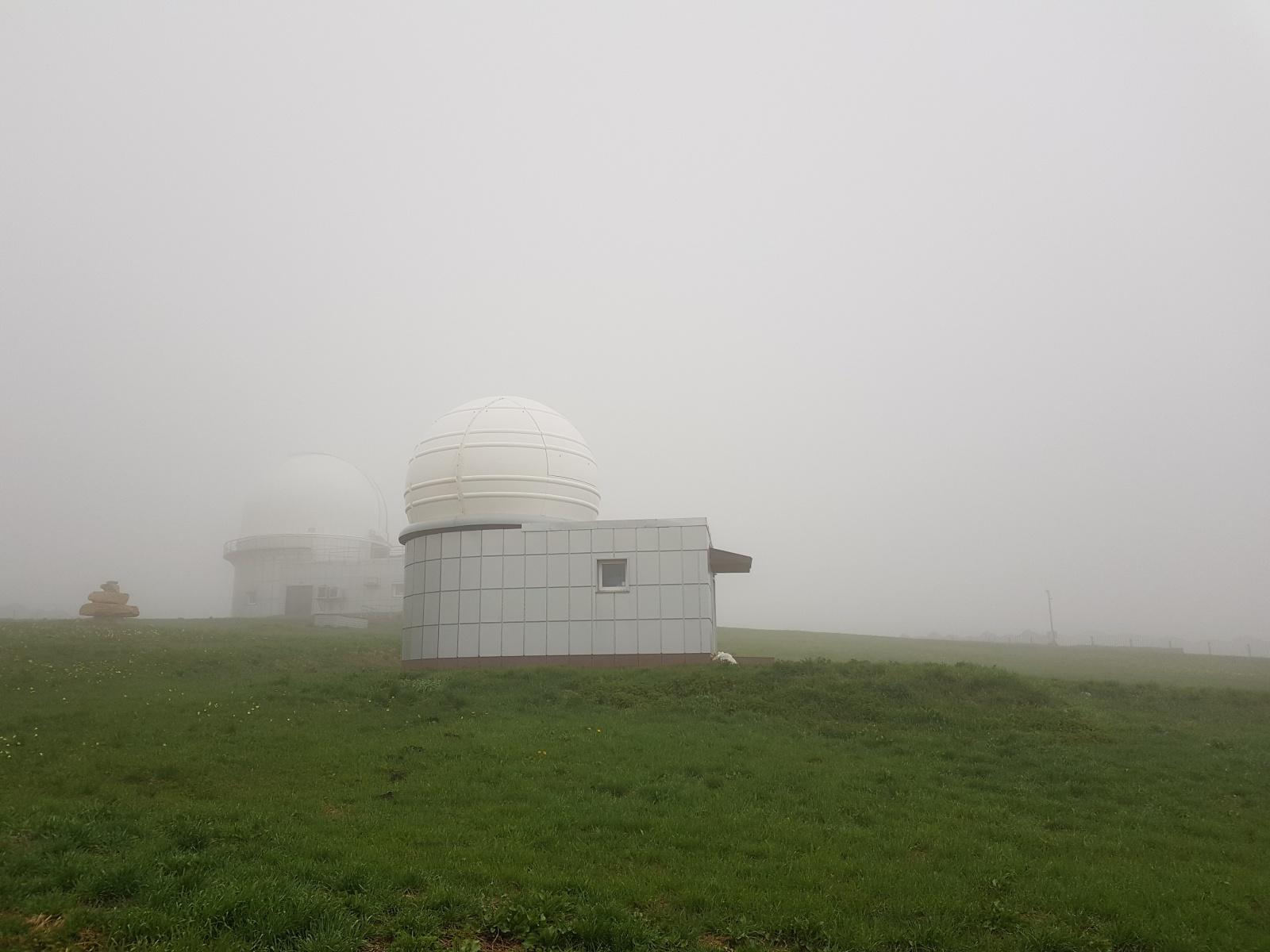 Короткая фото-история о путешествии на Кавказскую Горную Обсерваторию ГАИШ МГУ - 6