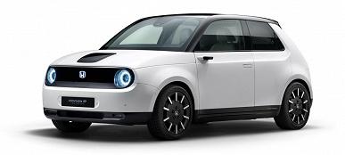 Начат приём предварительных заказов на электромобили Honda e