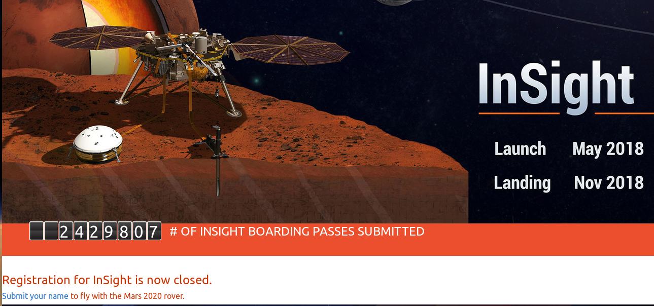 Отправляем Хабр на Марс, Вы тоже можете полететь - 4