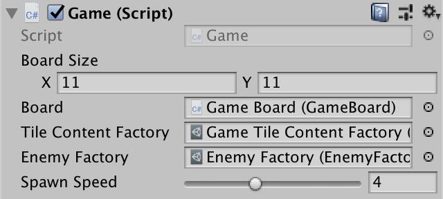 Создание игры Tower Defense в Unity: враги - 10