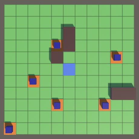 Создание игры Tower Defense в Unity: враги - 11