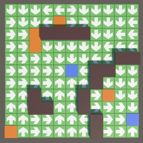 Создание игры Tower Defense в Unity: враги - 4