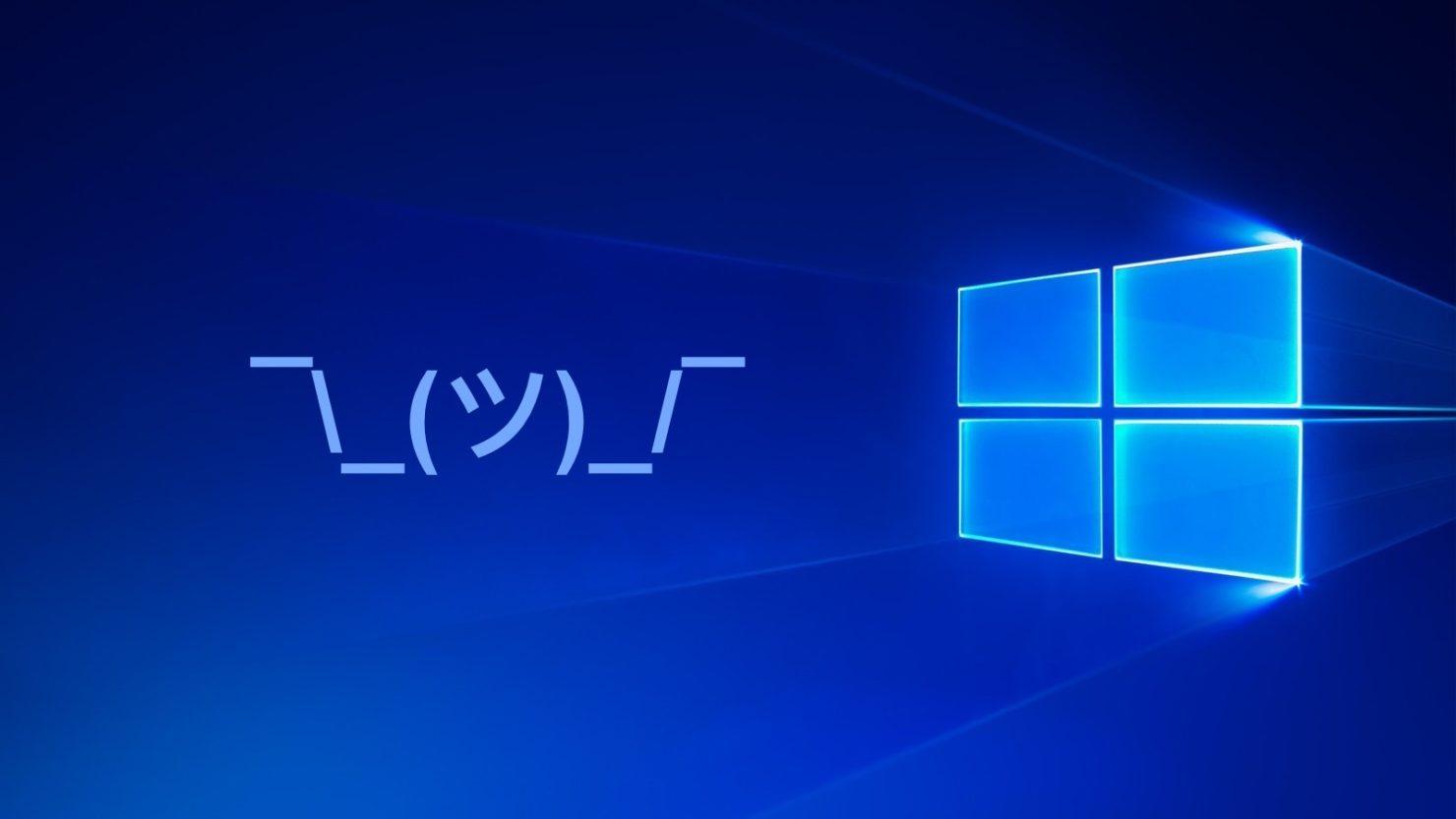 В свежей Windows 10 уже обнаружена уязвимость нулевого дня - 1