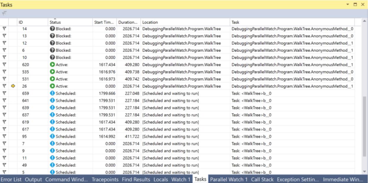 .NET: Инструменты для работы с многопоточностью и асинхронностью. Часть 1 - 2