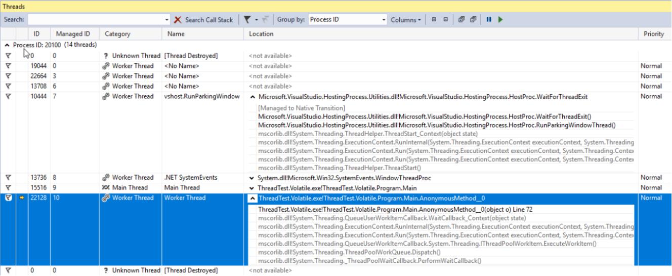 .NET: Инструменты для работы с многопоточностью и асинхронностью. Часть 1 - 1