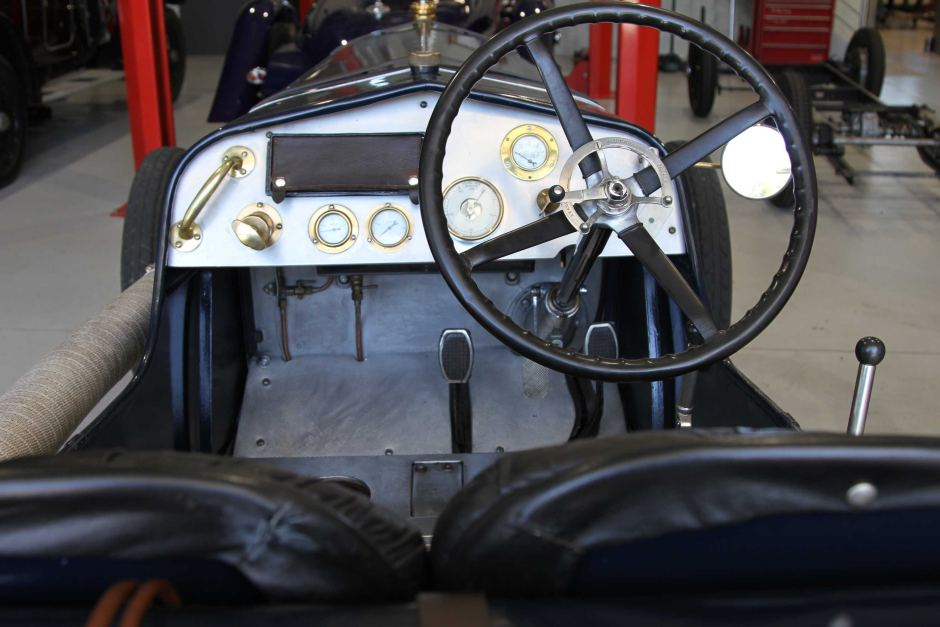 С помощью 3D-принтера удалось сохранить автомобиль участвовавший в Гран-при 1914 - 10