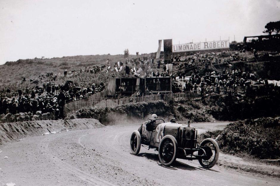 С помощью 3D-принтера удалось сохранить автомобиль участвовавший в Гран-при 1914 - 11