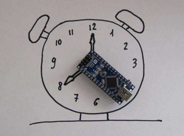 Arduino и прерывания таймера - 1