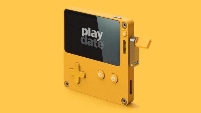 Игровая консоль Panic Playdate получила уникальную систему управления