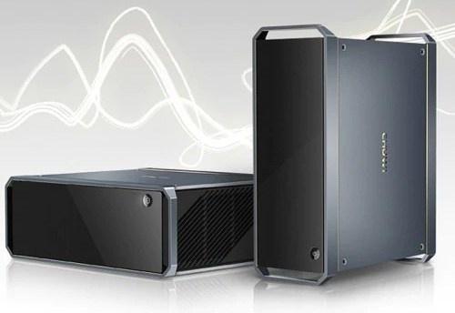Компактный ПК Chuwi GT Box можно использовать в качестве медиацентра