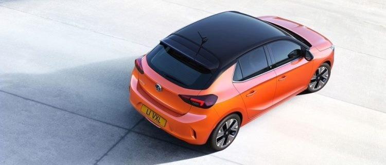Представлена электрическая версия Opel Corsa с запасом хода в 330 км