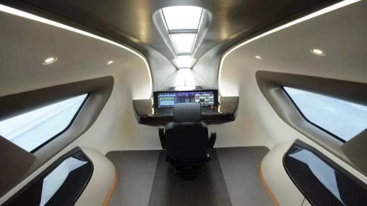 В Китае изготовили прототип маглев-поезда, развивающего скорость 600 км/ч