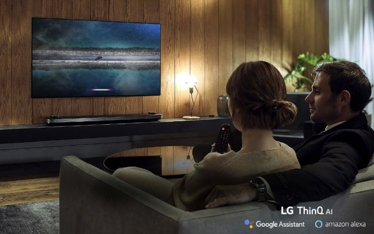 В Китае начал работать первый завод LG по выпуску большеформатных OLED