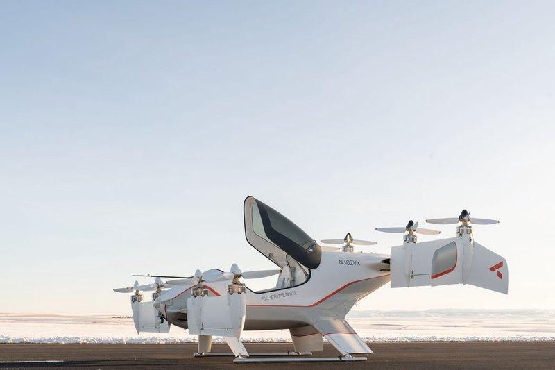 Airbus показал салон своего аэротакси - 2