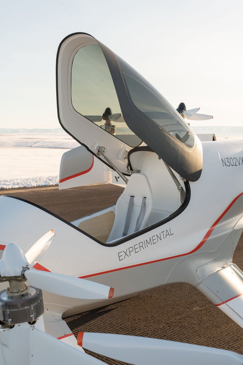 Airbus показал салон своего аэротакси - 3