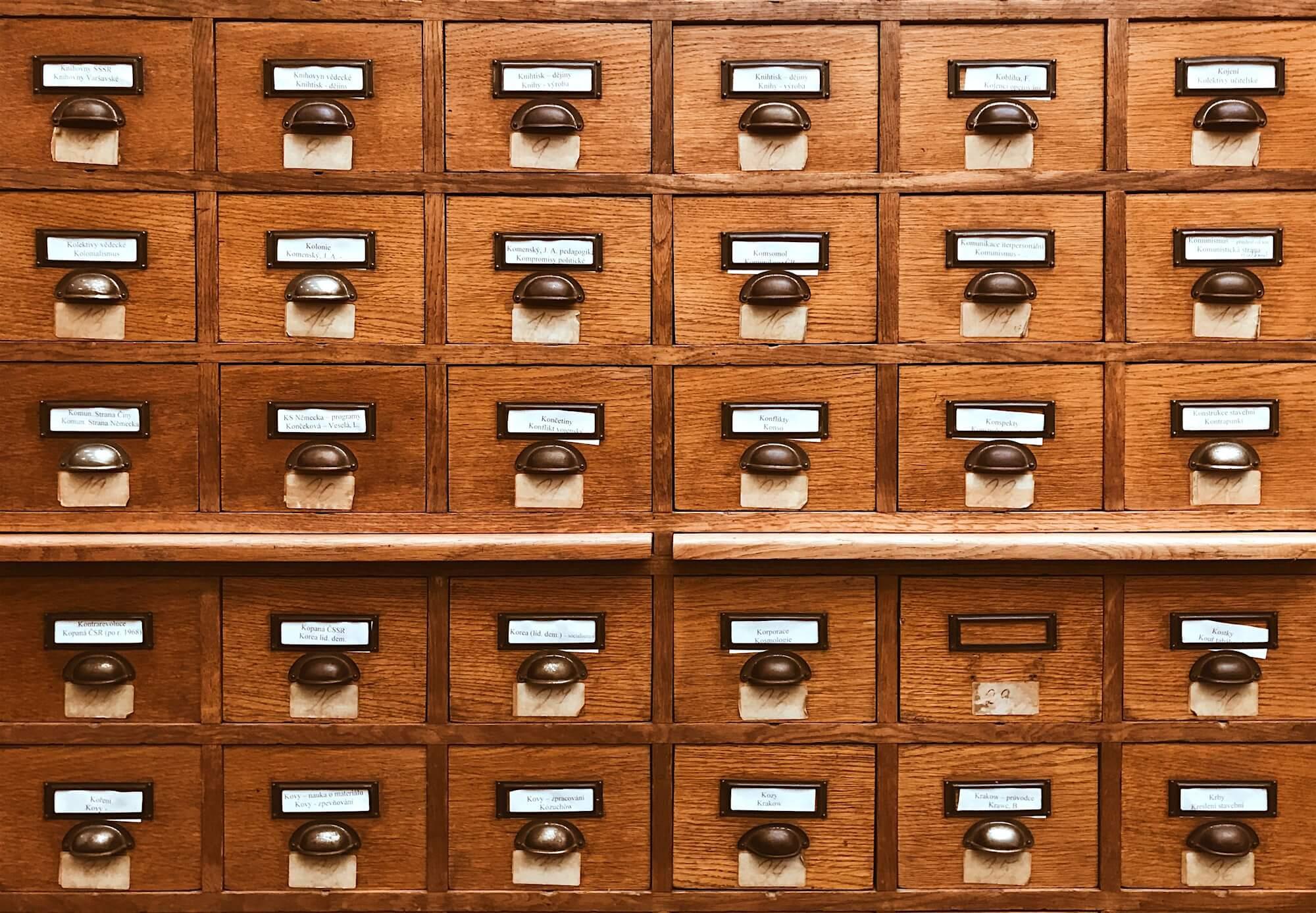 Toolbox для исследователей — выпуск второй: подборка из 15 тематических банков данных - 1