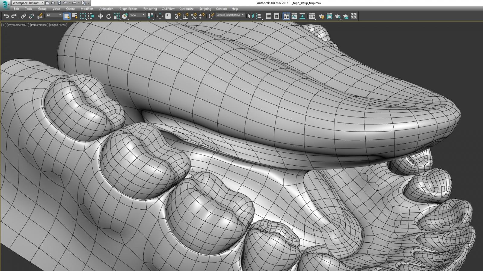 Искусство создания органических 3D-моделей: субдермальные шейдеры - 5