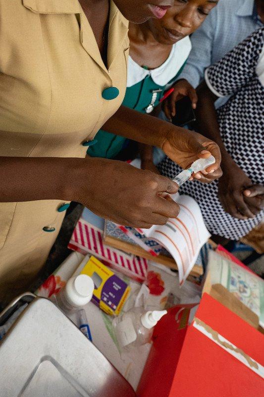 Как дроны в Гане доставляют жизненно важные лекарства - 4