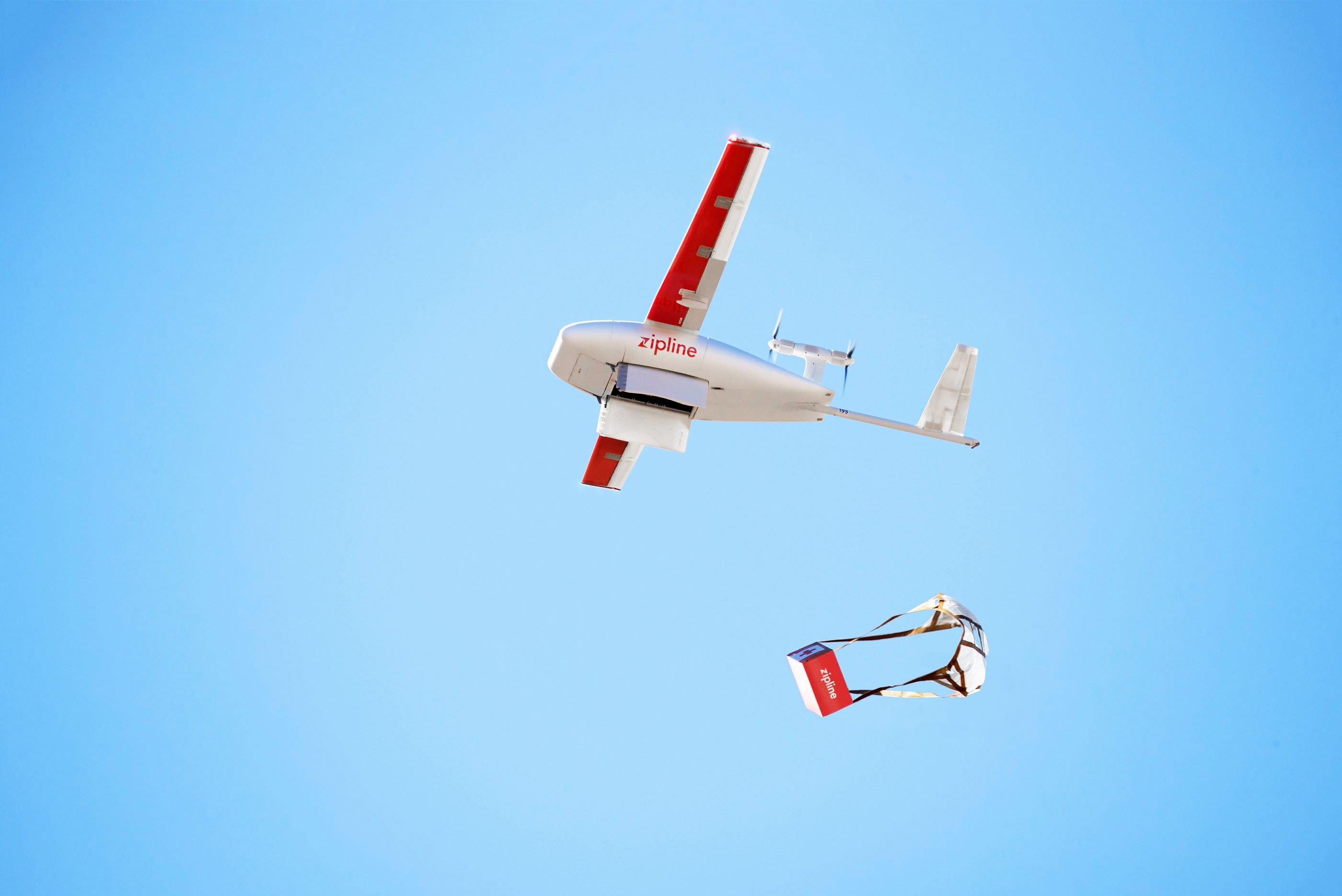 Как дроны в Гане доставляют жизненно важные лекарства - 1