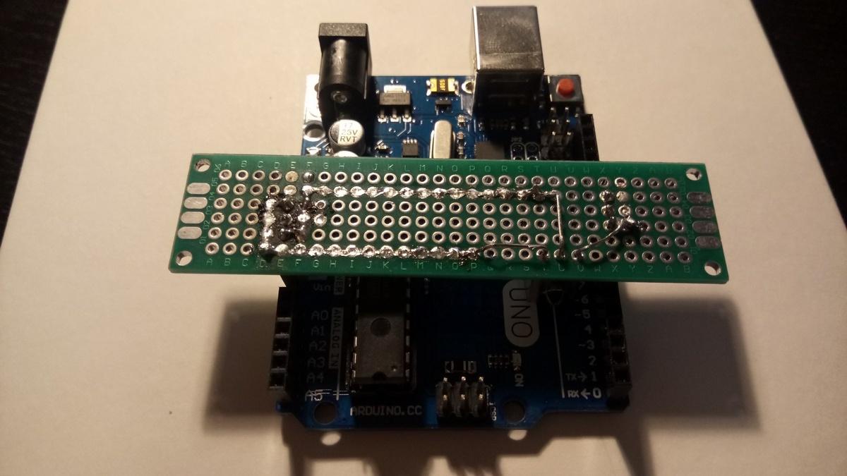 Управление компьютером через ПДУ от усилителя с помощью Arduino и Node.js - 12
