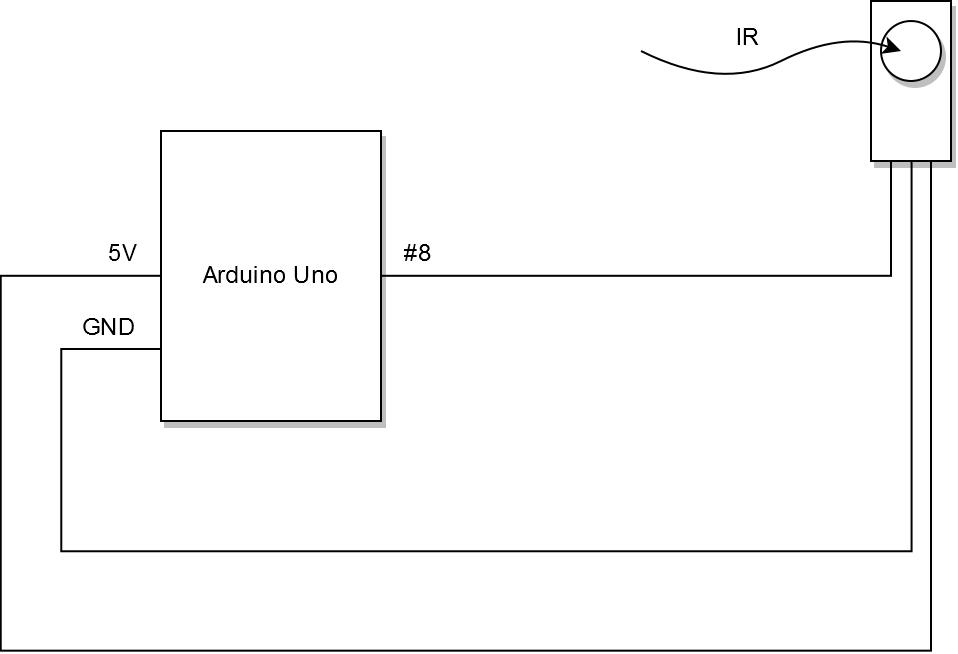 Управление компьютером через ПДУ от усилителя с помощью Arduino и Node.js - 8