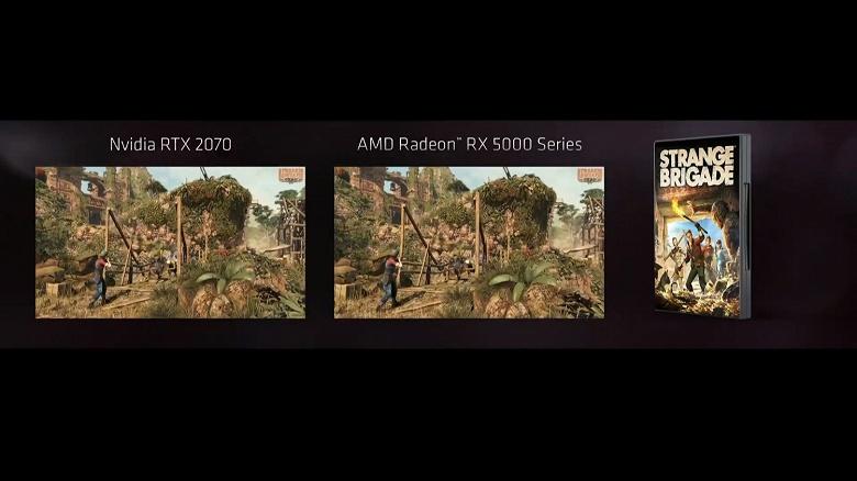 AMD анонсировала видеокарты Radeon RX 5000 (Navi)