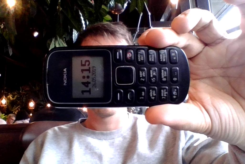 Человек без смартфона - 1