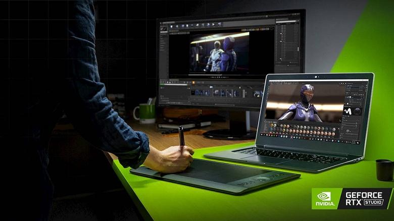 «Что-то превосходное» в понимании Nvidia — это ноутбуки с GPU GeForce RTX для профессионалов и новые видеокарты линейки Quadro