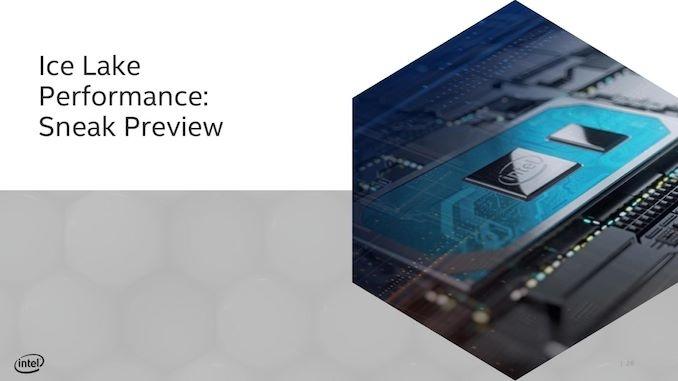 Графика процессоров Intel Ice Lake-U справляется с играми в 1080p