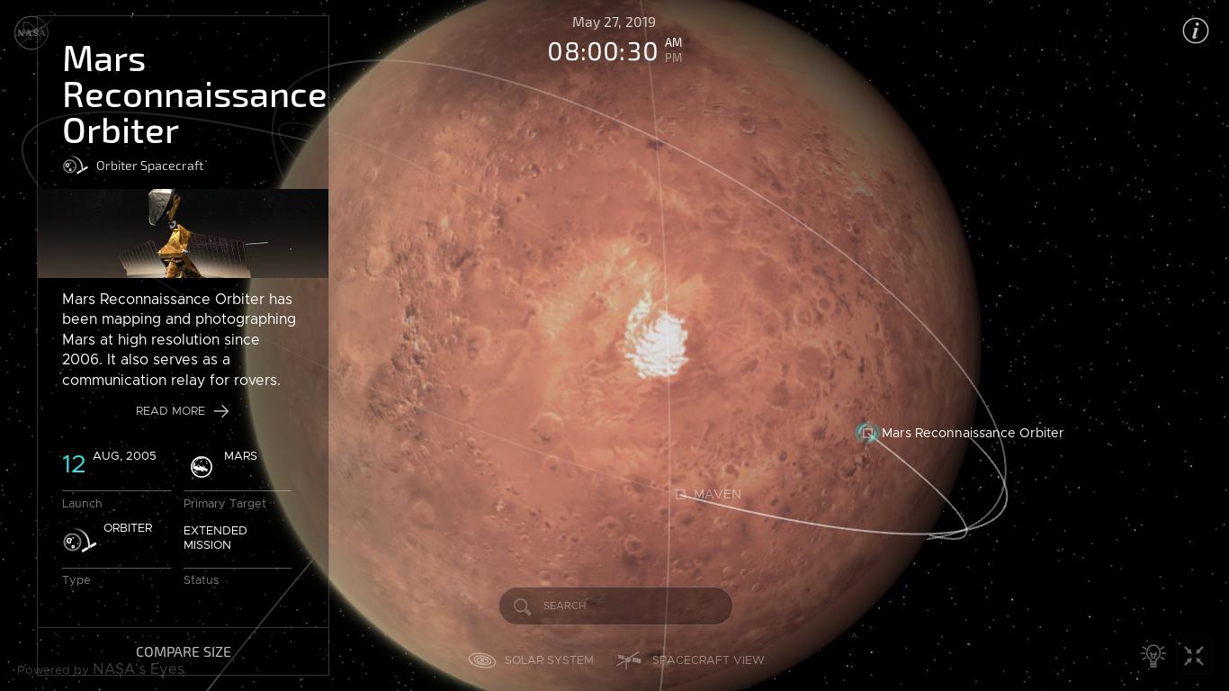 Марс — еще больше льда в районе северного полюса, но глубоко - 3