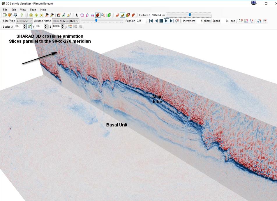 Марс — еще больше льда в районе северного полюса, но глубоко - 1