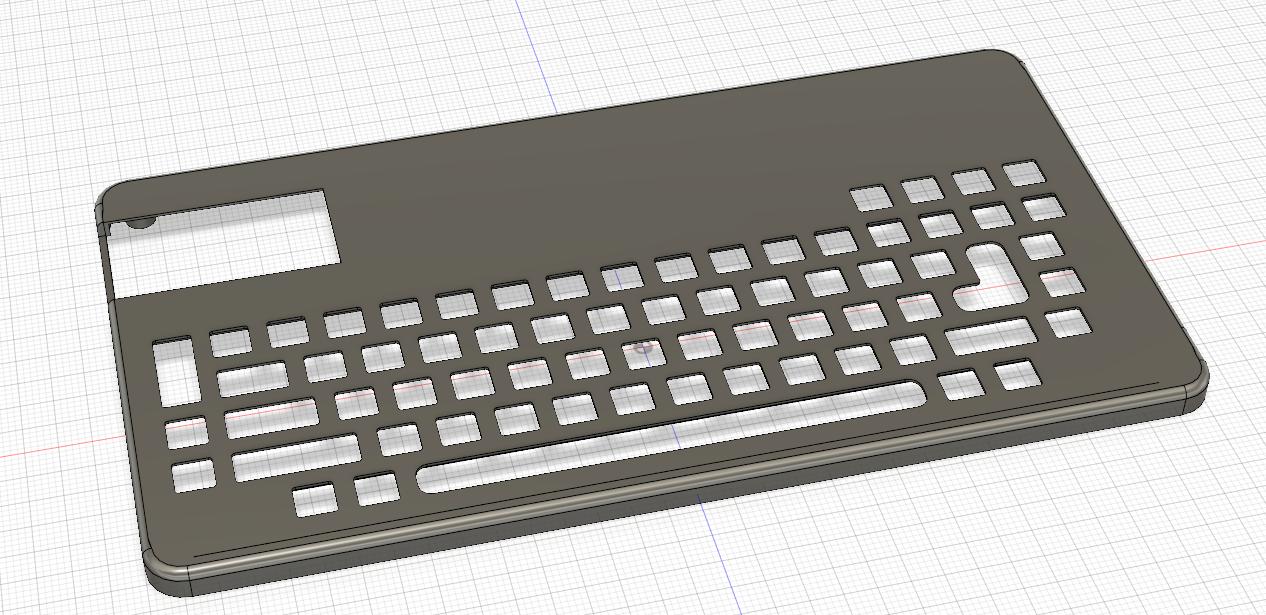 Нужна небольшая клавиатура – сделайте её сами - 18