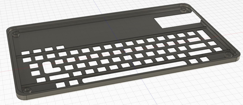 Нужна небольшая клавиатура – сделайте её сами - 19