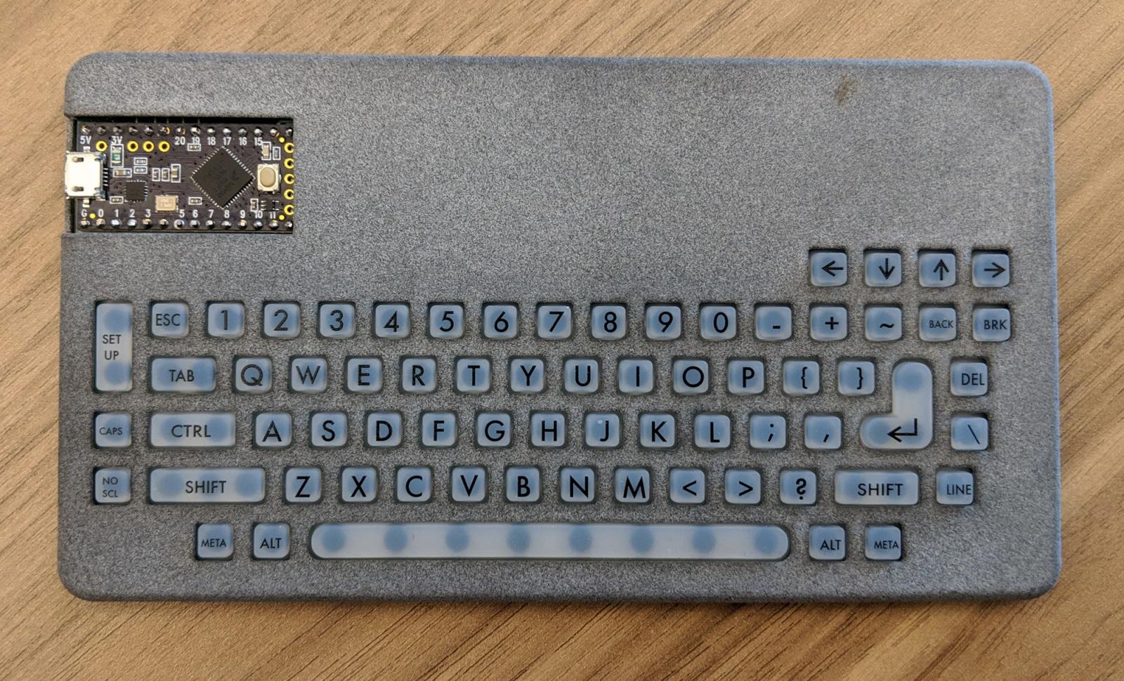 Нужна небольшая клавиатура – сделайте её сами - 21