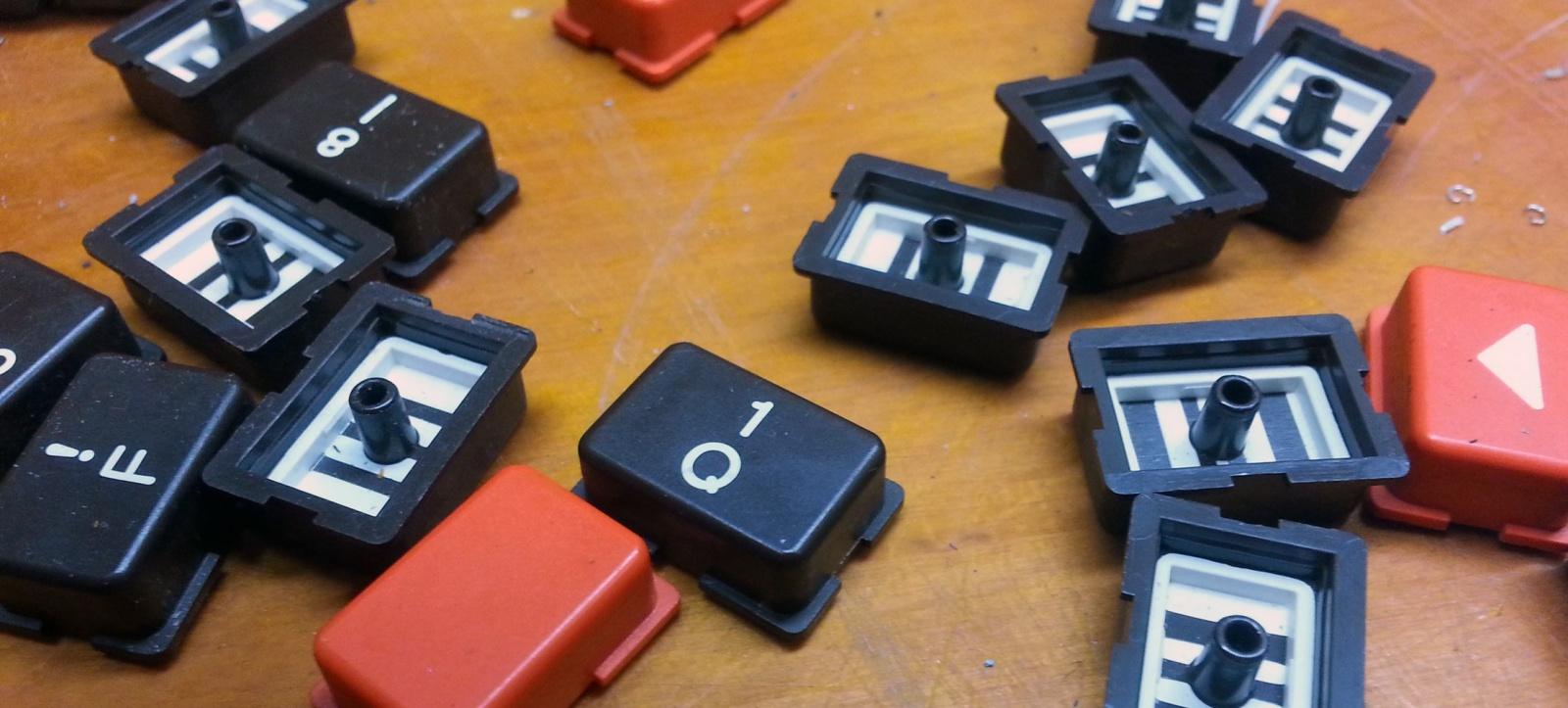 Нужна небольшая клавиатура – сделайте её сами - 9