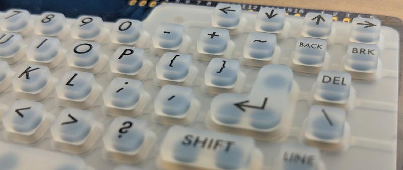 Нужна небольшая клавиатура – сделайте её сами - 1