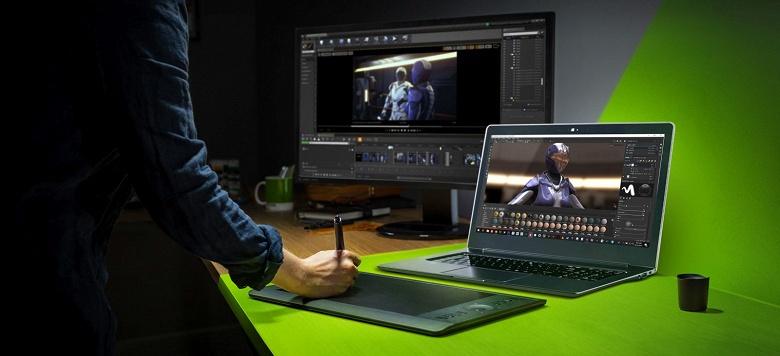 Представлена платформа Nvidia Studio