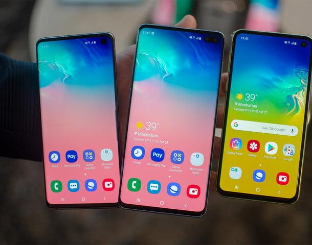 Samsung отменила последнее обновление Galaxy S10 из-за серьёзных проблем