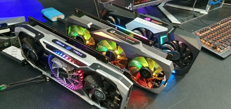 Энергопотребление двух версий AMD Radeon RX 5700 Navi составляет 225 Вт и 180 Вт