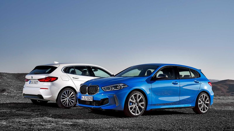 «Копейка» BMW радикально сменила компоновку