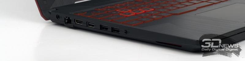 Новая статья: Обзор ноутбука ASUS TUF Gaming FX505DY: AMD наносит ответный удар