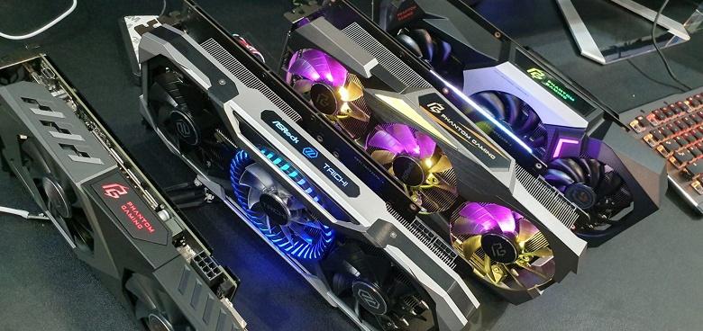 Видеокарты Radeon RX 5700 (Navi) будут потреблять 180 и 225 Вт