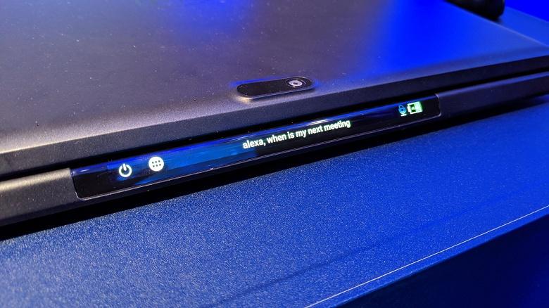 Intel предлагает оснащать ноутбуки дополнительным экраном типа OLED
