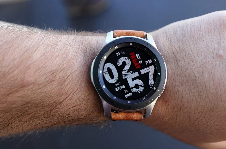 Samsung не отказалась от линейки умных часов Galaxy Watch