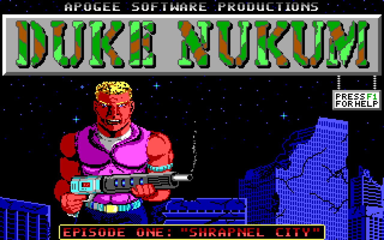 You are supposed to be here! 22 года релизу легендарной игры Duke Nukem 3D - 2