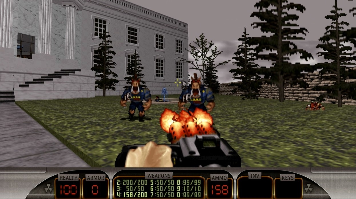 You are supposed to be here! 22 года релизу легендарной игры Duke Nukem 3D - 5